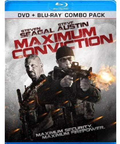 Maximum Conviction [Blu-ray] DVD