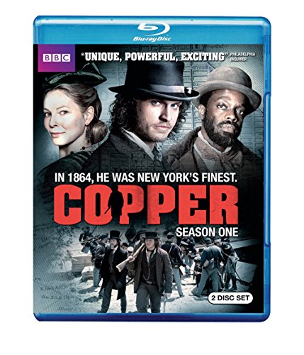 Copper: Season One [Blu-ray] DVD