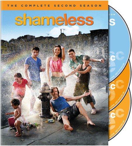 Shameless: The Complete Second Season DVD