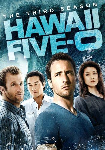 Hawaii Five-0: The Third Season DVD