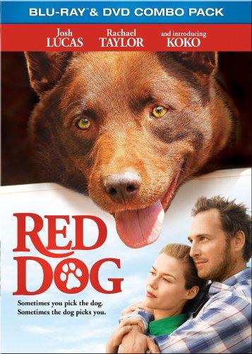 Red Dog BD Combo [Blu-ray] DVD