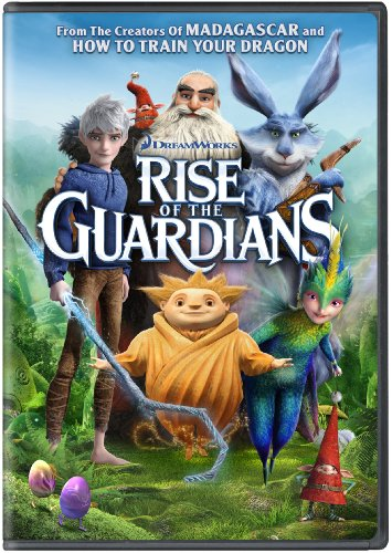 Get Rise Of The Guardians On Video