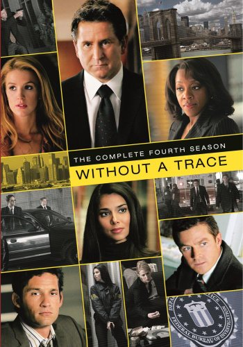 Without a Trace: The Complete Fourth Season DVD