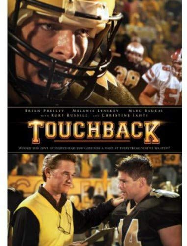 Touchback DVD