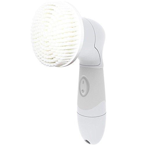 4つのアタッチメントで洗顔、保湿、ボディケア、すべてに対応する定番のホームSPAキット。