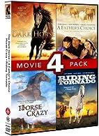Horse Movie 4 Pack (Dark Horse, Father's…