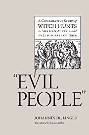 Evil People: A Comparative Study of Witch…