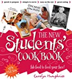 New Students' Cook Book by Carolyn Humphries