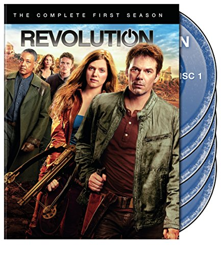 Revolution: The Complete First Season DVD