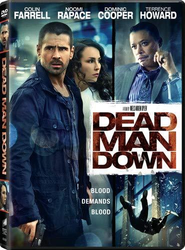 Dead Man Down DVD