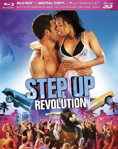 Step Up Revolution [Blu-ray] DVD
