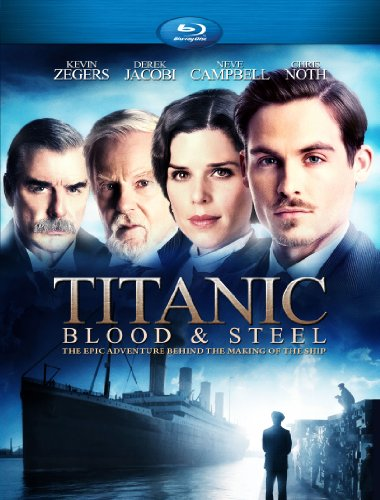 Titanic: Blood & Steel [Blu-ray] DVD