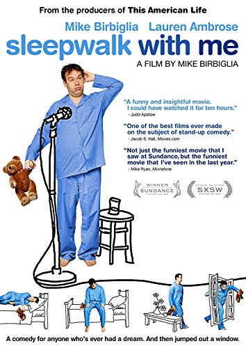 Sleepwalk with Me DVD