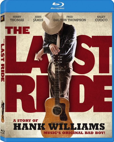 The Last Ride [Blu-ray] DVD