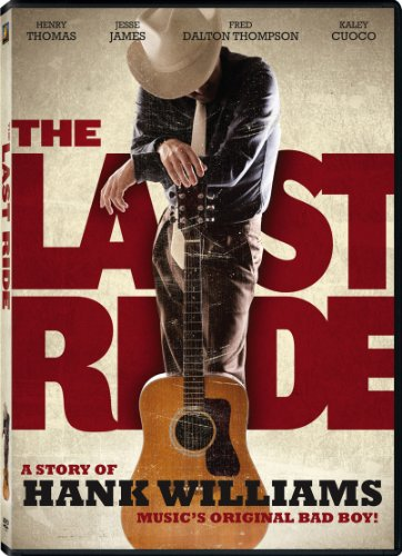 The Last Ride DVD