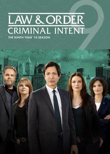 Law & Order: Criminal Intent: Year Nine DVD