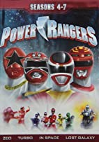 Power Rangers: Seasons 4-7 by Terence H.…