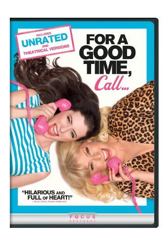 For a Good Time, Call... DVD