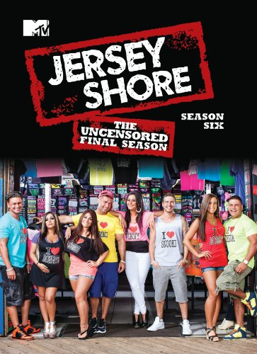 Jersey Shore: Season Six  DVD