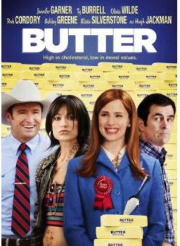 Butter DVD