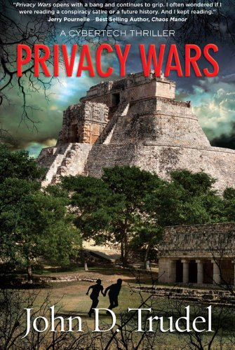 Book Cover - Privacy Wars