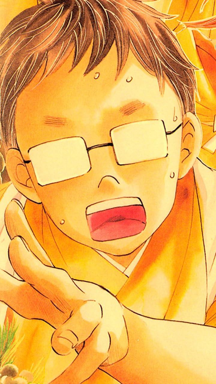 ちはやふる Hd 7 1280 壁紙 駒野 勉 こまの つとむ アニメ スマホ用画像