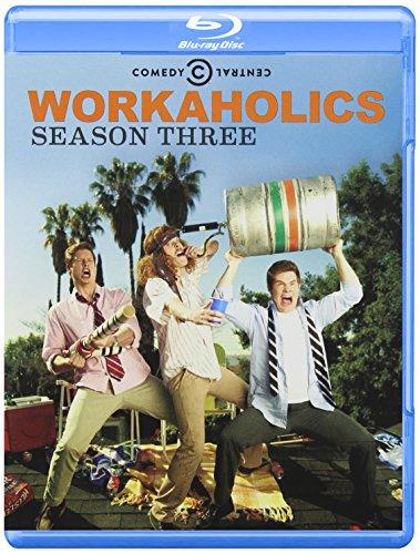 Workaholics: Season Three [Blu-ray] DVD