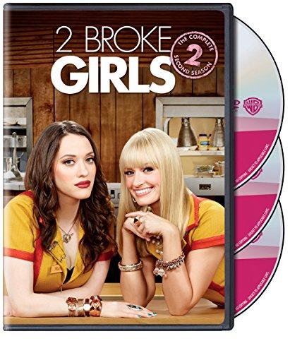 2 Broke Girls: The Complete Second Season DVD
