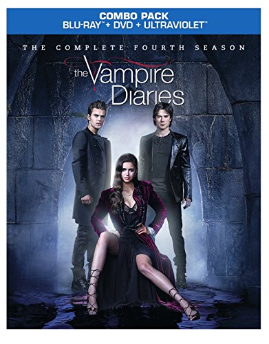 The Vampire Diaries: The Complete Fourth Season [Blu-ray] DVD