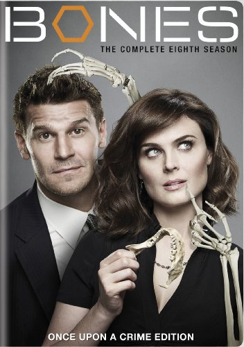 Bones: The Complete Eighth Season DVD