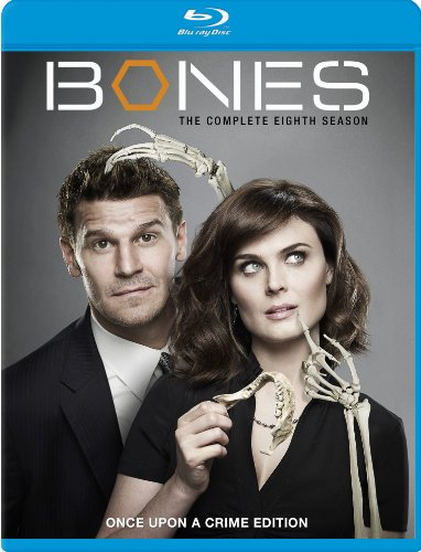 Bones: The Complete Eighth Season [Blu-ray] DVD