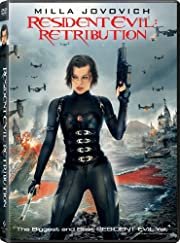 Resident Evil: Retribution af Milla Jovovich