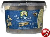 Alan Titchmarsh Fat Balls (Pack of 50)