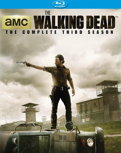 The Walking Dead: The Complete Third Season [Blu-ray] DVD