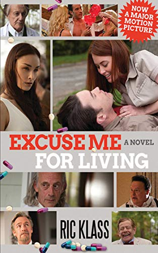 Book Cover - Excuse Me For Living