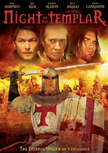 Night of the Templar DVD