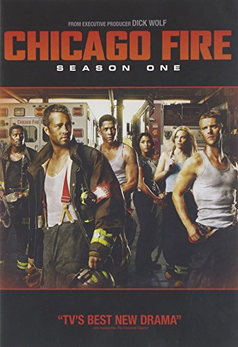 Pilot part of Chicago Fire Season 1