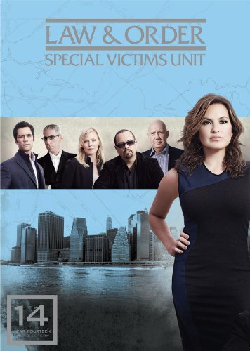 Law & Order: Special Victims Unit - The Fourteenth Year DVD