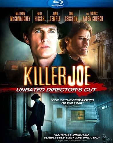Killer Joe [Blu-ray] DVD