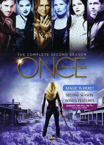 Once Upon A Time: The Complete Second Season DVD