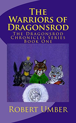 Book Cover - The Warriors of Dragonsrod