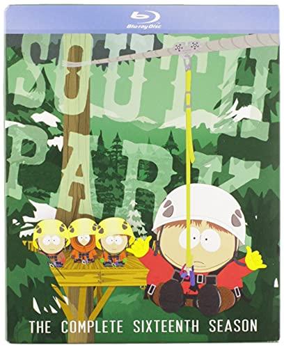 South Park: The Sixteenth Season [Blu-ray] DVD