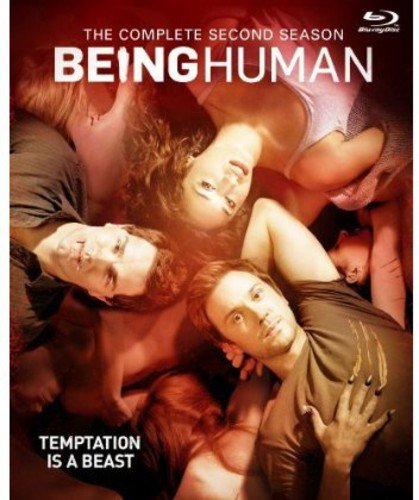Being Human: The Complete Second Season [Blu-ray] DVD
