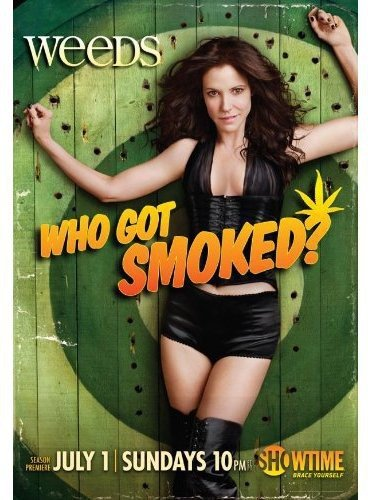 Weeds: Season Eight DVD