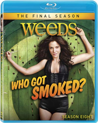 Weeds: Season Eight [Blu-ray] DVD