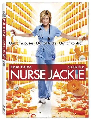 Nurse Jackie: Season Four DVD