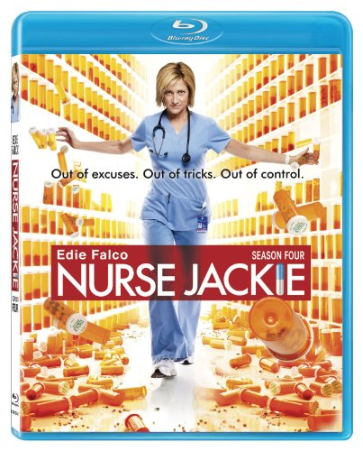 Nurse Jackie: Season Four [Blu-ray] DVD