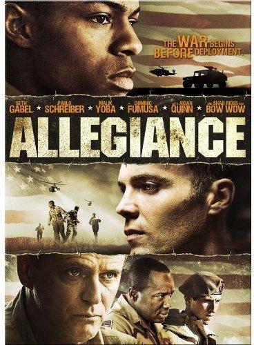 Allegiance DVD