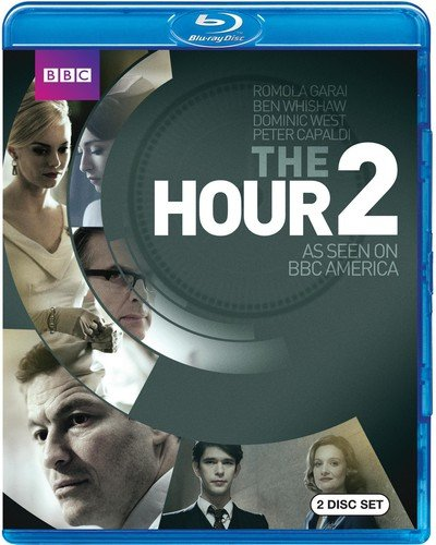 The Hour: Season Two [Blu-ray] DVD