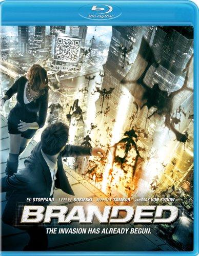 Branded [Blu-ray] DVD